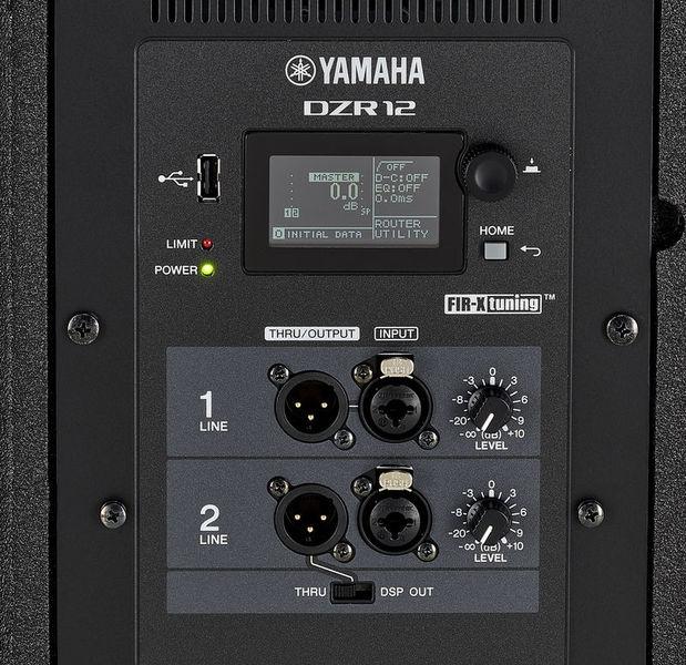 Yamaha dzr 12