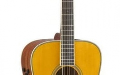 Chitara electro-acustica dreadnought/folk/western Yamaha FG-TA Vintage Tint
