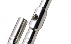 Cap curbat pentru flaut Yamaha FHJ-200 U