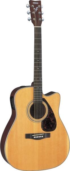 Chitara electro-acustica Yamaha FX 370C NT