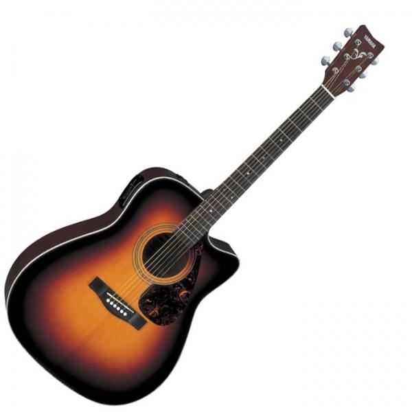 Chitara electro-acustica Yamaha FX 370C TBS