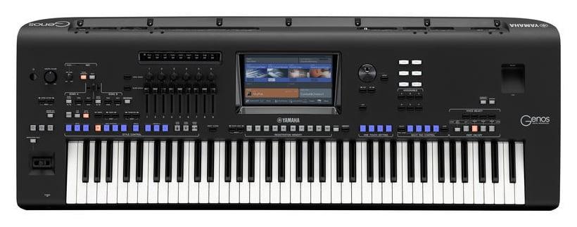 Workstation digital Yamaha Genos