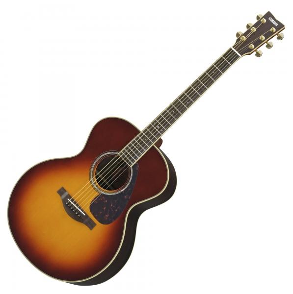 Chitara electro-acustica Yamaha LJ 6 A.R.E BS
