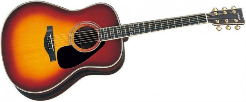 Chitara electro-acustica 4/4 Yamaha LL 6 A.R.E BS