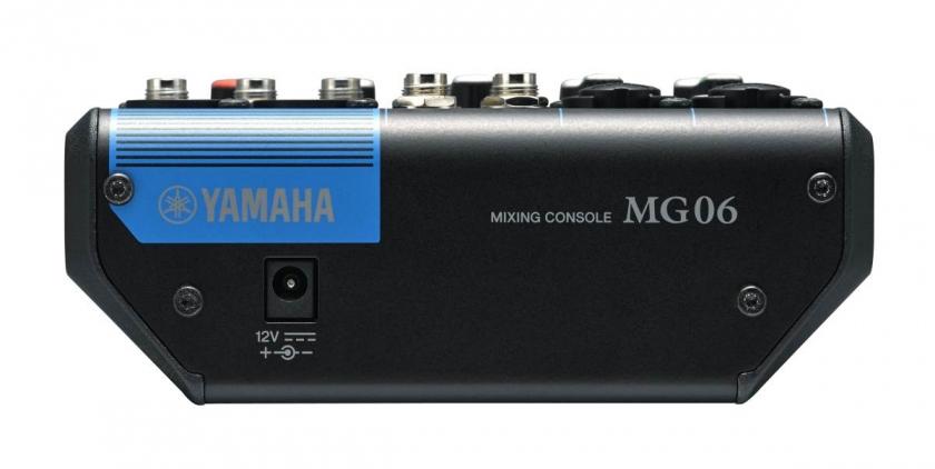 Yamaha MG 06