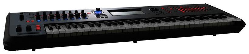 Sintetizator / workstation cu claviatura cu 62 de clape Yamaha Montage 6