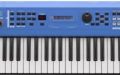 Yamaha MX49 mkII Blue