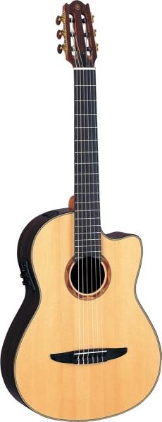 Chitara clasica amplificata Yamaha NCX1200R