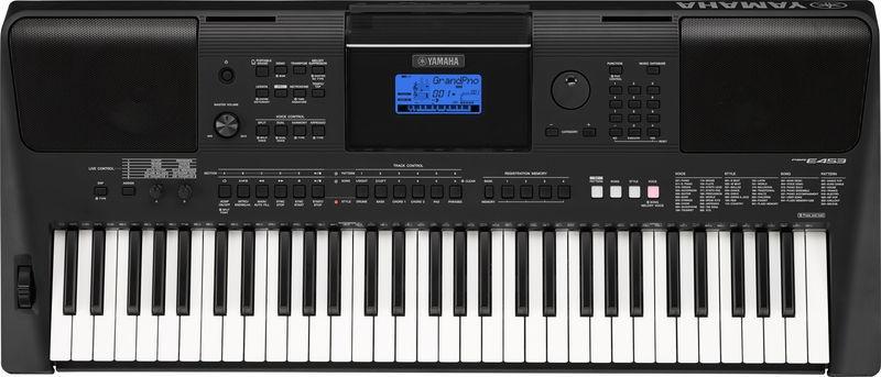 Clapa aranjor Yamaha PSR-E453