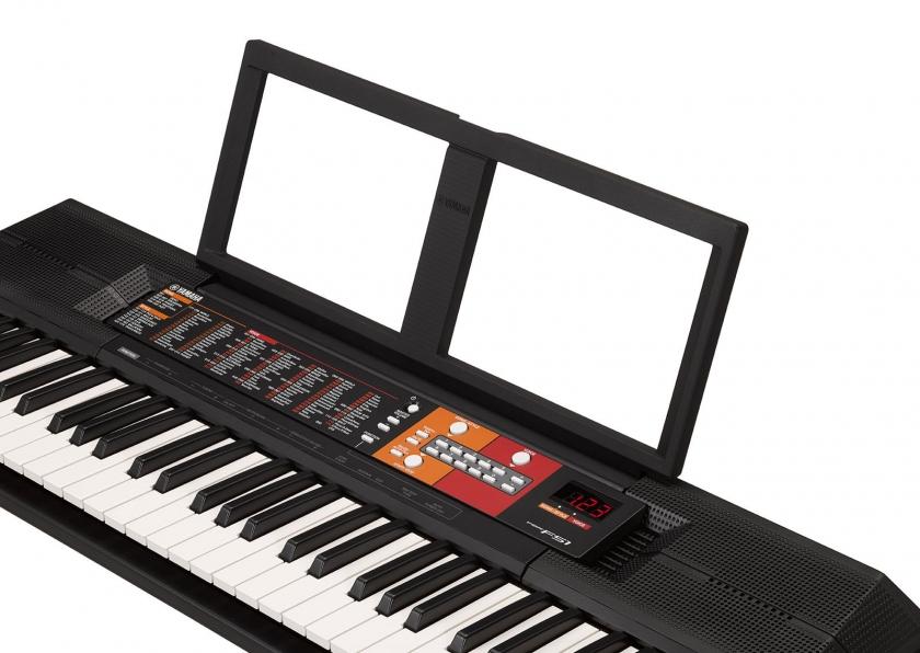 Orga electronica pentru incepatori Yamaha PSR-F51