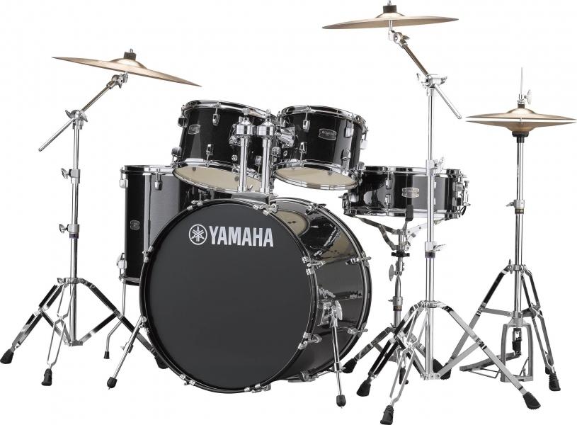 Yamaha Rydeen Standard Black Glitter