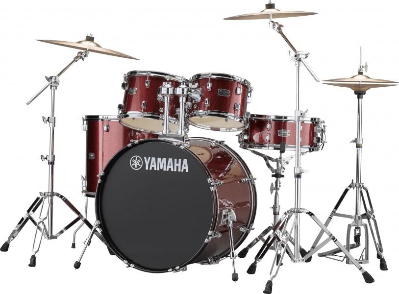 Yamaha Rydeen Standard Burgundy Glitter