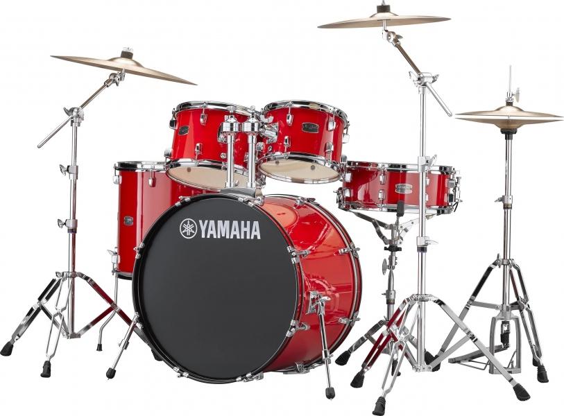 Yamaha Rydeen Standard Hot Red