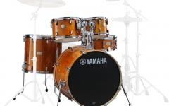 Set de tobe acustice din 5 piese Yamaha SBP2F5HA Stage Custom Birch Honey Amber