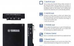 Yamaha STX-2 Personal Studio