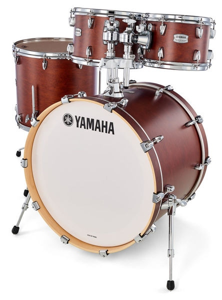 Yamaha Tour Custom Std Chocolate Satin