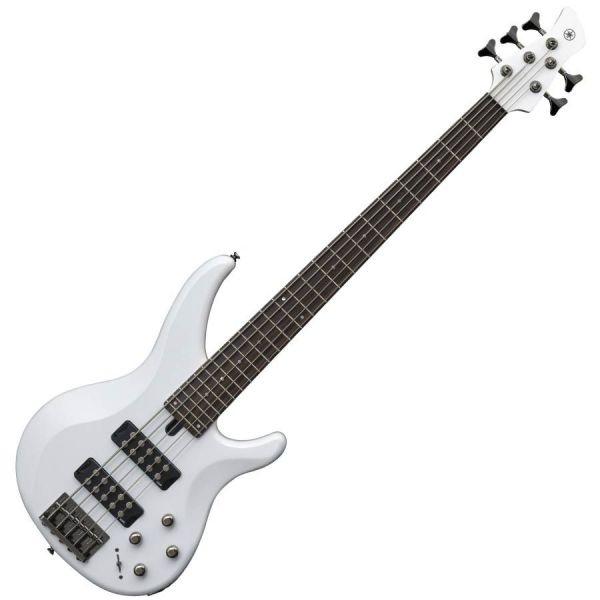 Chitara bass Yamaha TRBX 305 WH