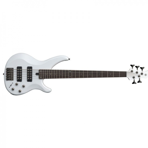 Chitara bass Yamaha TRBX 505 WH