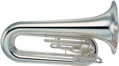 Tuba de fanfara Yamaha YBB-202 MS WOC