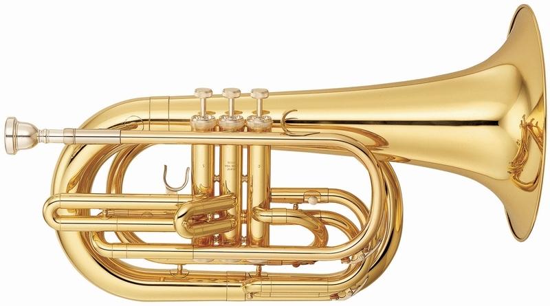 Bariton pentru fanfara Bb Yamaha YBH-301 M