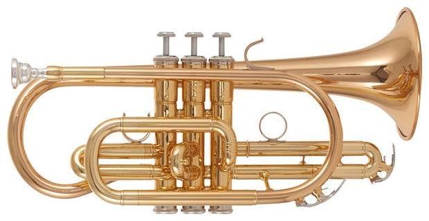 Cornet in Bb Yamaha YCR-4330 GII