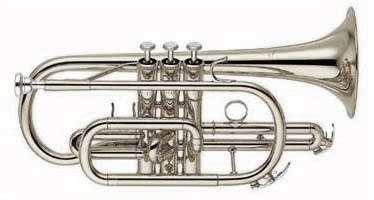 Cornet profesional in Bb Yamaha YCR-6330 SII