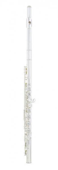 Flaut cu clape acoperite cu mecanism offset G si E Yamaha YFL-212 SL