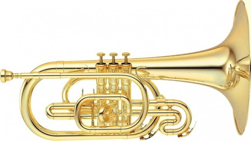 Melofon in Bb Yamaha YMP-204 M