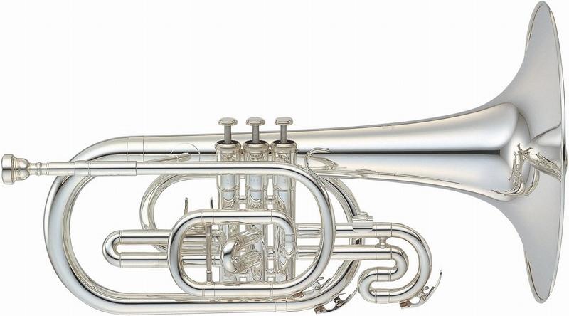 Melofon in Bb Yamaha YMP-204 MS