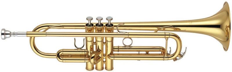 Trompeta in Bb Yamaha YTR-6345 G