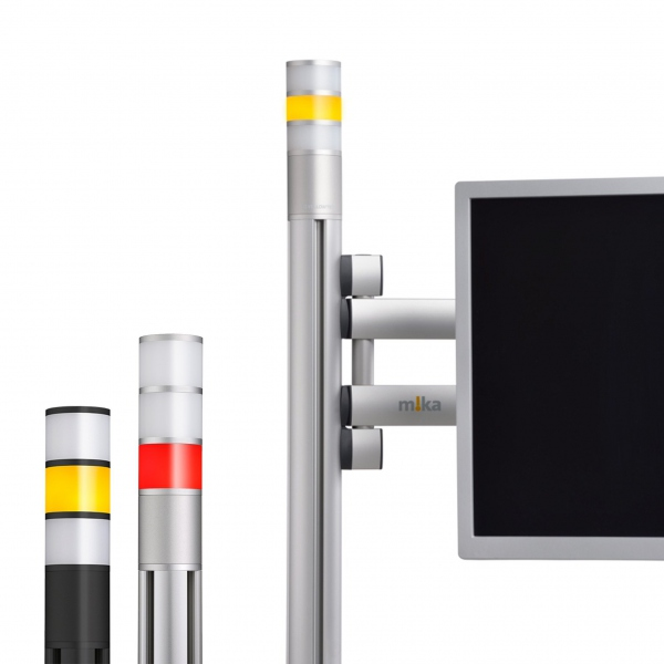 Yellowtec m!ka System Pole 54.5cm