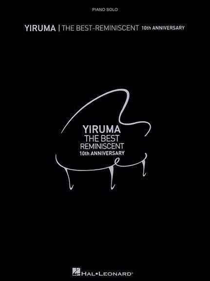No brand YIRUMA THE BEST REMINISCENT 10TH ANNIVERSARY PF BK