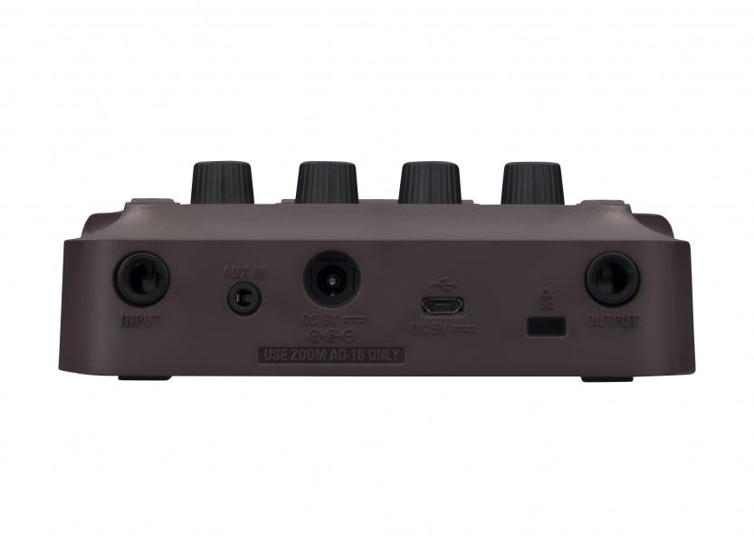 Zoom A1 Four Acoustic