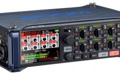 Zoom F8 Multitrack Recorder