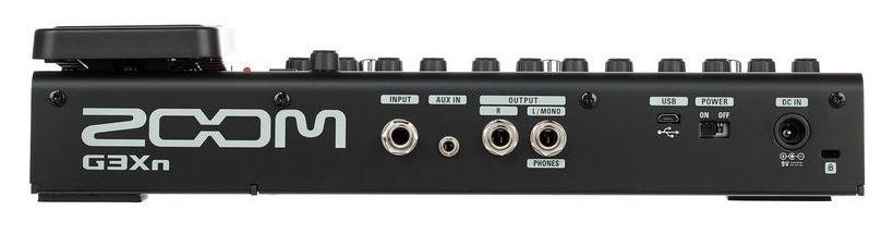 Procesor de chitara Zoom G3Xn