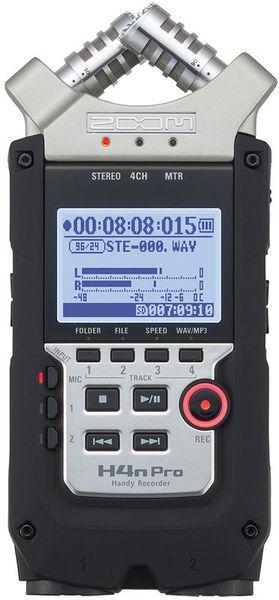 Recorder digital portabil Zoom H4n Pro