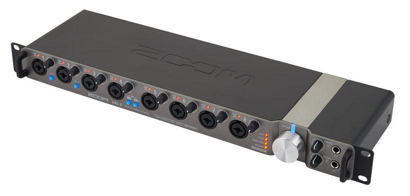 Interfata audio USB 3.0 Zoom UAC-8